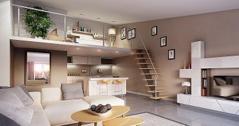 Achat / Vente appartement neuf Marseille 9 Marzagues village (13009) - Réf. 807