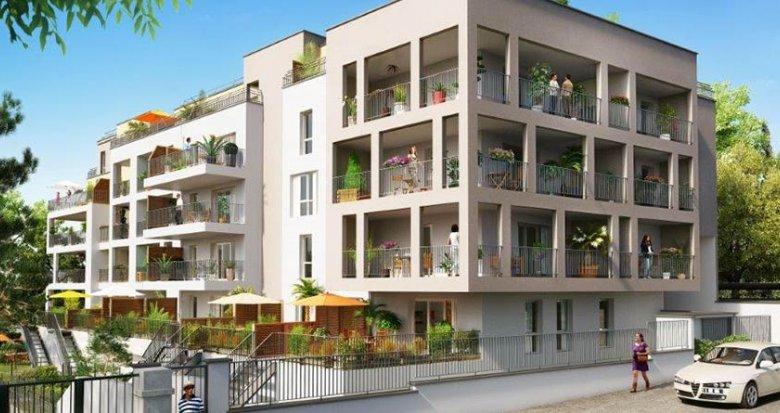 Achat / Vente appartement neuf Marseille 9 proche des commodités (13009) - Réf. 1745