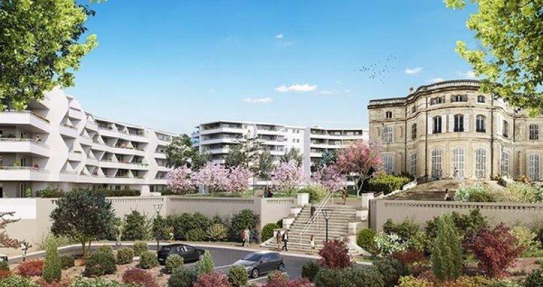 Achat / Vente appartement neuf Marseille 9 proche du parc national des  Calanques (13009) - Réf. 2331