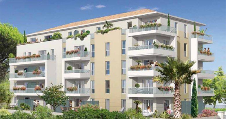 Achat / Vente appartement neuf Marseille 9 proche Mazargues (13009) - Réf. 941