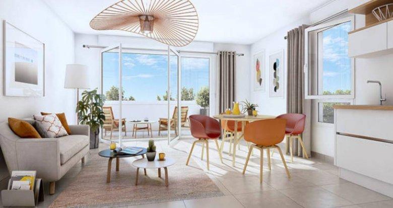 Achat / Vente appartement neuf Marseille 9 proche obélisque de Mazargues (13009) - Réf. 3928