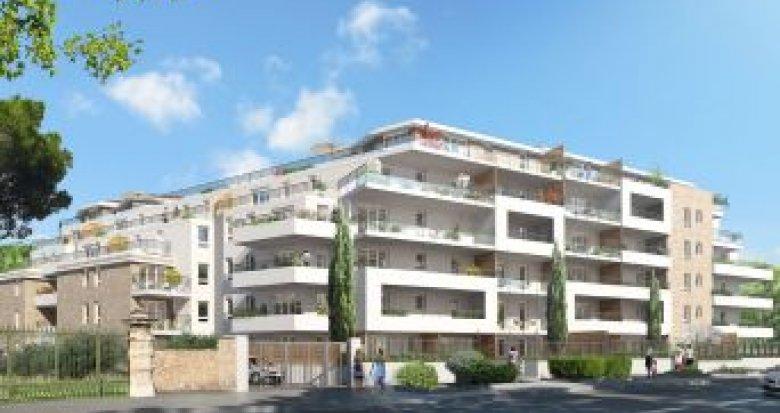Achat / Vente appartement neuf Marseille 9 quartier le Cabot (13009) - Réf. 914
