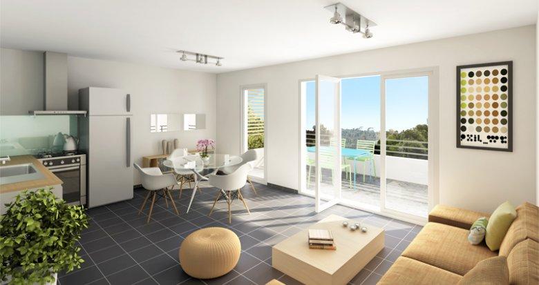 Achat / Vente appartement neuf Marseille 9 quartier Sormiou (13009) - Réf. 971