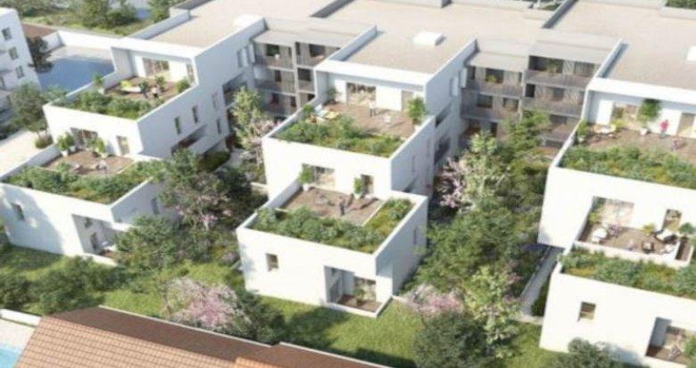 Achat / Vente appartement neuf Marseille 9 secteur Romain Rolland (13009) - Réf. 3025