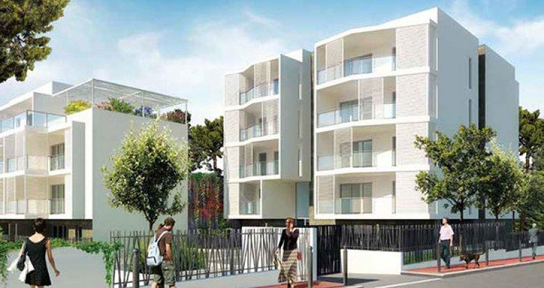 Achat / Vente appartement neuf Marseille 9e quartier Le Cabot (13009) - Réf. 552