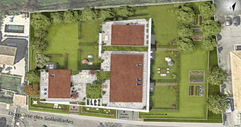Achat / Vente appartement neuf Marseille à 25 minutes du Parc national des Calanques (13011) - Réf. 4303