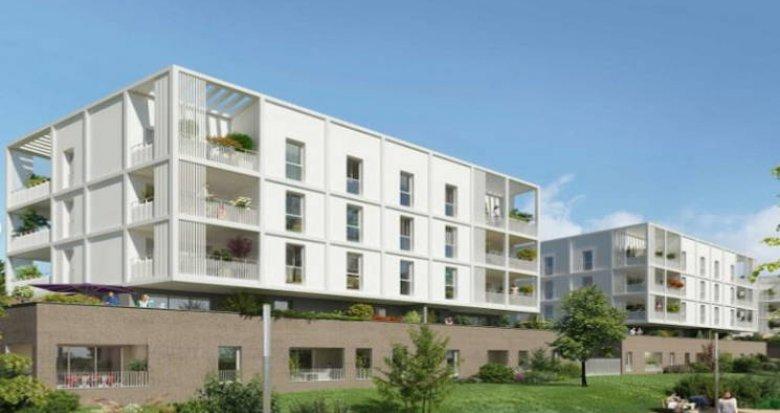 Achat / Vente appartement neuf Marseille au pied du parc Montgolfier (13014) - Réf. 4384