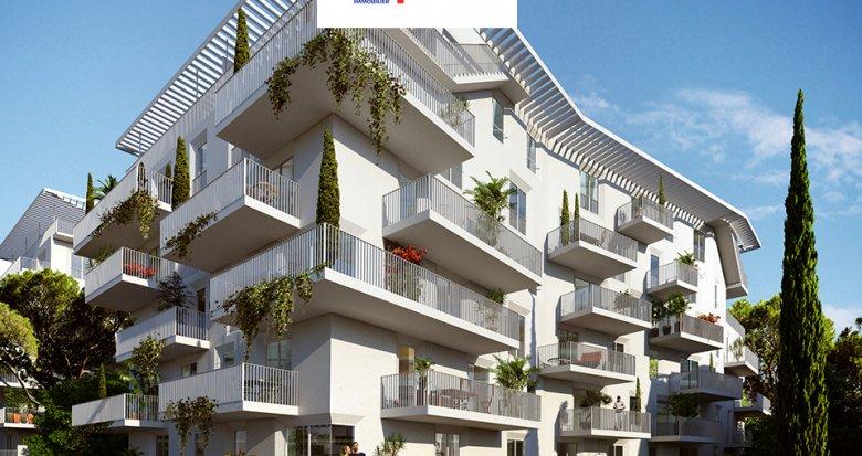 Achat / Vente appartement neuf Marseille cœur du 9e arrondissement (13009) - Réf. 2987