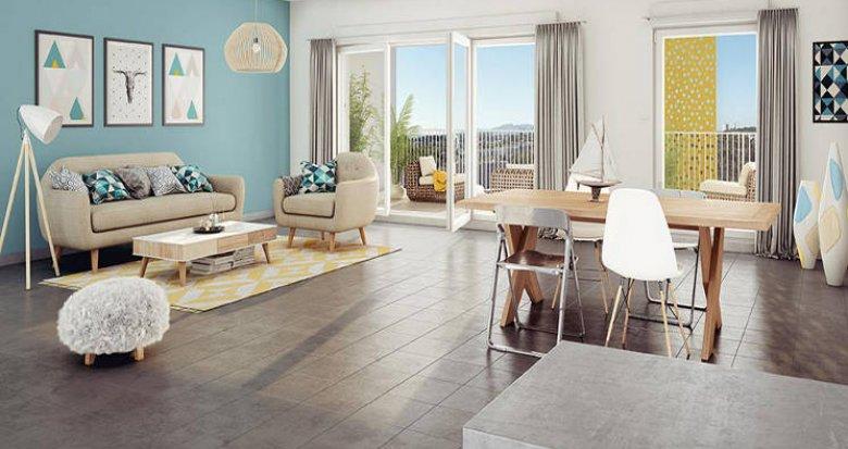 Achat / Vente appartement neuf Marseille Croix Rouge (13013) - Réf. 5243