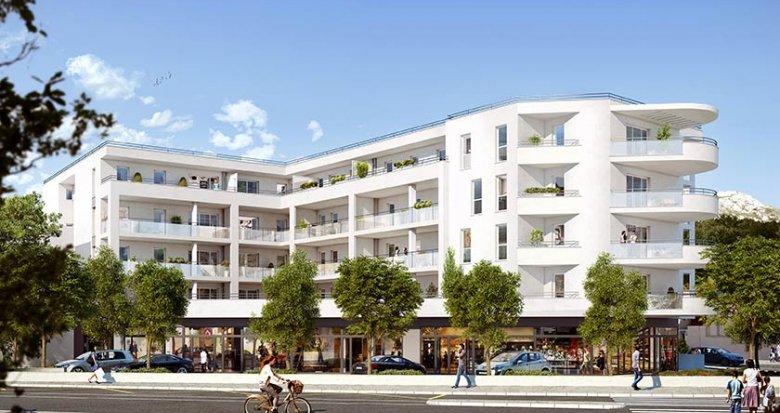 Achat / Vente appartement neuf Marseille proche des calanques de Cassis (13009) - Réf. 1731