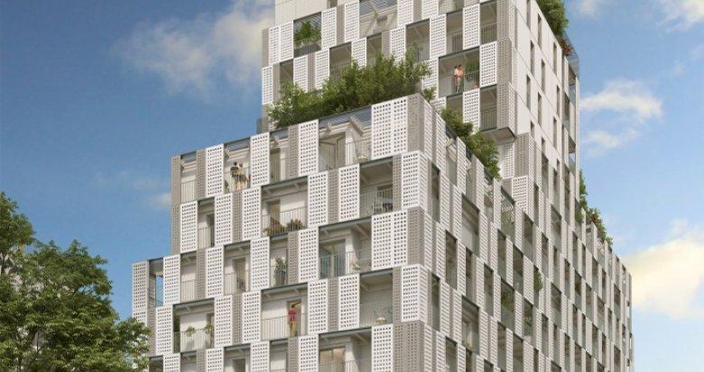 Achat / Vente appartement neuf Marseille proche métro ligne 2 (13002) - Réf. 968