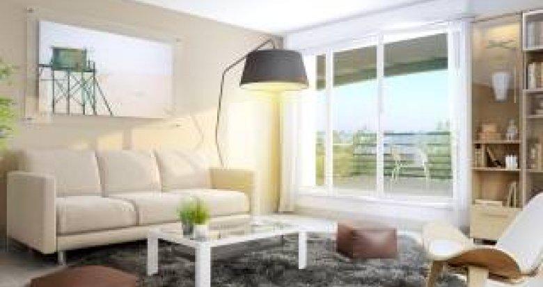 Achat / Vente appartement neuf Marseille proche Parc Borély (13008) - Réf. 781