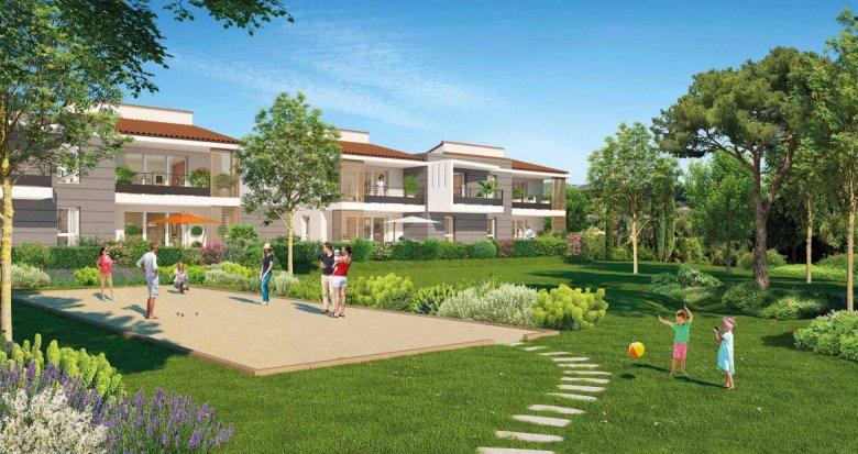 Achat / Vente appartement neuf Marseille quartier de Château-Gombert (13013) - Réf. 799