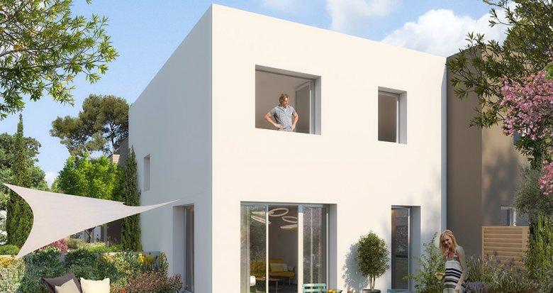 Achat / Vente appartement neuf Marseille quartier Saint-Julien (13012) - Réf. 3011