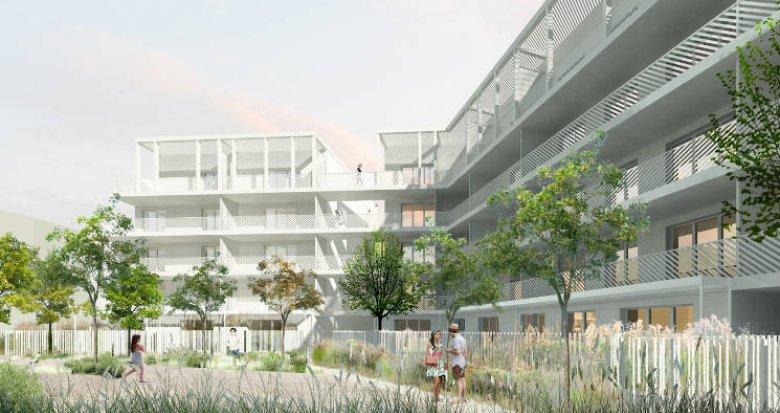 Achat / Vente appartement neuf Marseille secteur de Sormiou et proche écoles (13009) - Réf. 4203