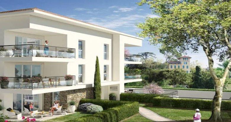 Achat / Vente appartement neuf Marseille secteur des Caillois (13012) - Réf. 4179