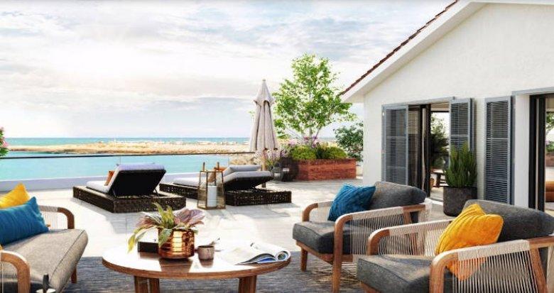 Achat / Vente appartement neuf Martigues secteur Carro vue mer (13500) - Réf. 5461