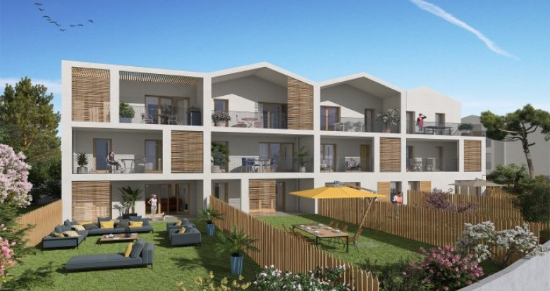Achat / Vente appartement neuf Martigues secteur La Couronne (13500) - Réf. 3024