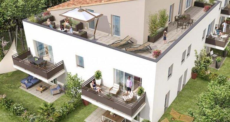 Achat / Vente appartement neuf Miramas proche écoles et commerces (13140) - Réf. 749