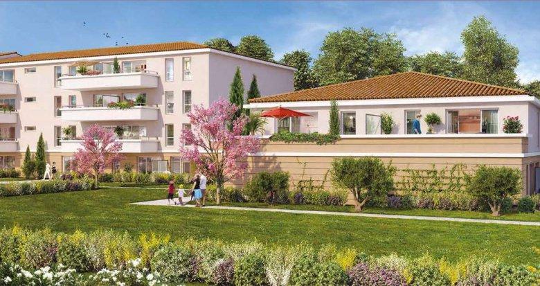 Achat / Vente appartement neuf Pélissanne proche centre du village (13330) - Réf. 1034