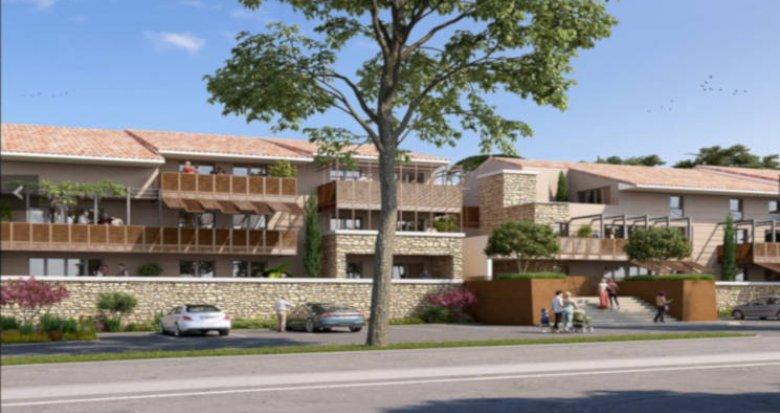 Achat / Vente appartement neuf Peynier des jardins en ville (13790) - Réf. 2791