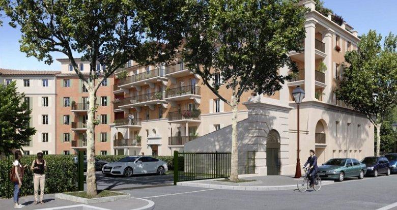 Achat / Vente appartement neuf Port-de-Bouc au cœur du port de plaisance (13110) - Réf. 5043