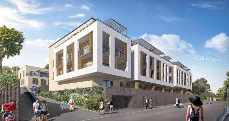 Achat / Vente appartement neuf Port-de-Bouc Quai de la Liberté (13110) - Réf. 4090