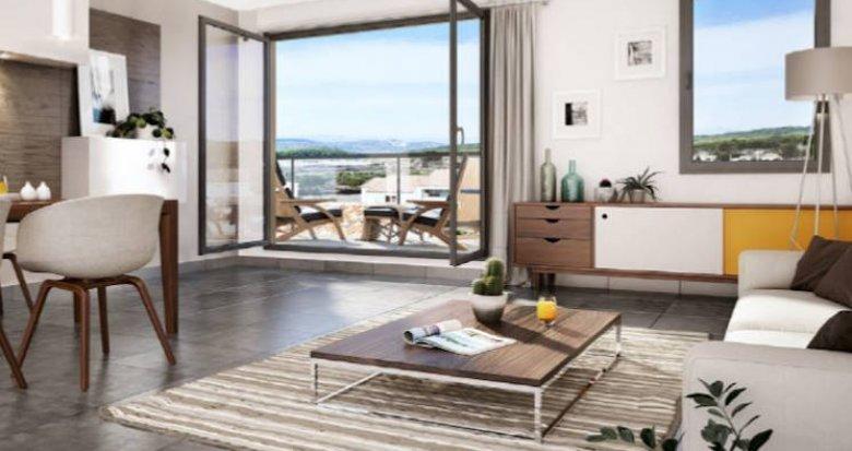 Achat / Vente appartement neuf Rognes secteur calme proche des commodités (13840) - Réf. 4595