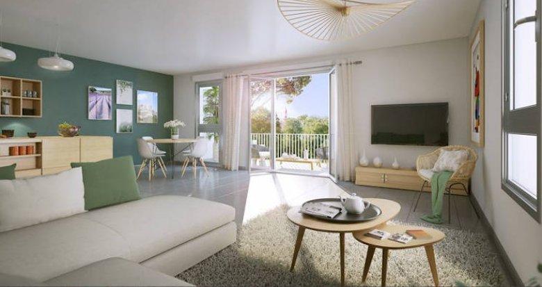 Achat / Vente appartement neuf Saint-Cannat à deux pas du centre-ville (13760) - Réf. 4427