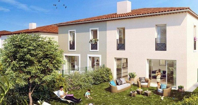 Achat / Vente appartement neuf Saint-Martin-de-Crau à 700 mètres du centre-ville (13310) - Réf. 1748