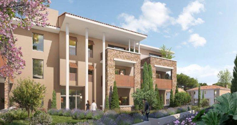Achat / Vente appartement neuf Salon-de-Provence proche gare (13300) - Réf. 3365