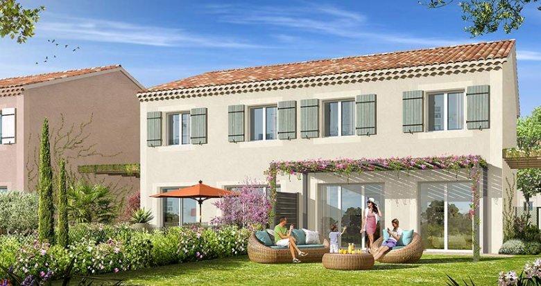 Achat / Vente appartement neuf Salon-de-Provence proche Parc de la Gandonne (13300) - Réf. 1088