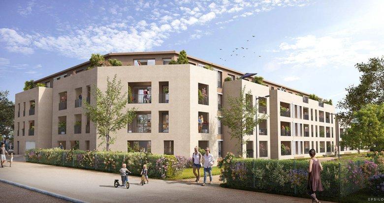 Achat / Vente appartement neuf Trets cadre naturel proche centre-ville (13530) - Réf. 6279
