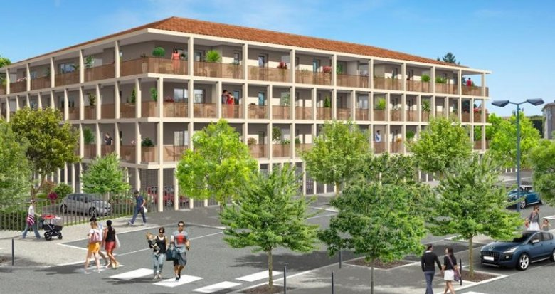 Achat / Vente appartement neuf Trets cœur de village (13530) - Réf. 4012