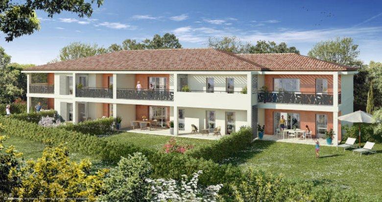 Achat / Vente appartement neuf Trets village provençal à 25 min d'Aix-en-Provence (13530) - Réf. 5921