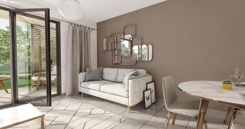 Achat / Vente appartement neuf Velaux proche du centre du village (13880) - Réf. 6136