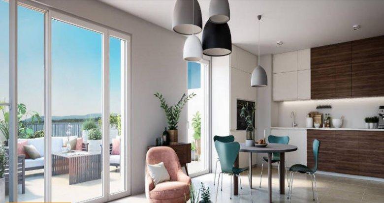 Achat / Vente appartement neuf Venelles à proximité du centre du village (13770) - Réf. 5758