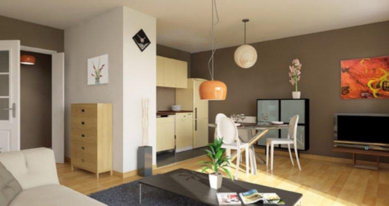 Achat / Vente appartement neuf Ventabren proche Aix-en-Provence (13122) - Réf. 3727