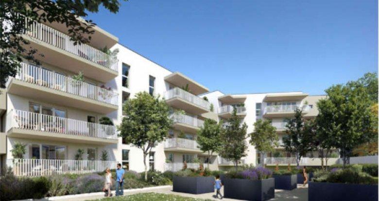 Achat / Vente appartement neuf Vitrolles proche Parc du Griffon (13127) - Réf. 1375