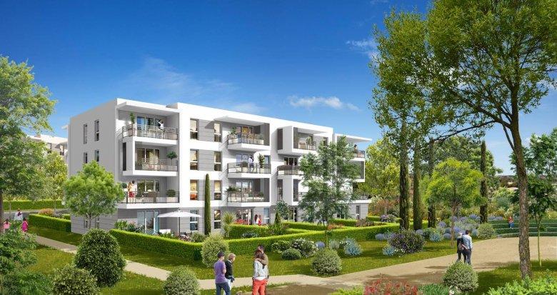 Achat / Vente appartement neuf Vitrolles proche plage (13127) - Réf. 546