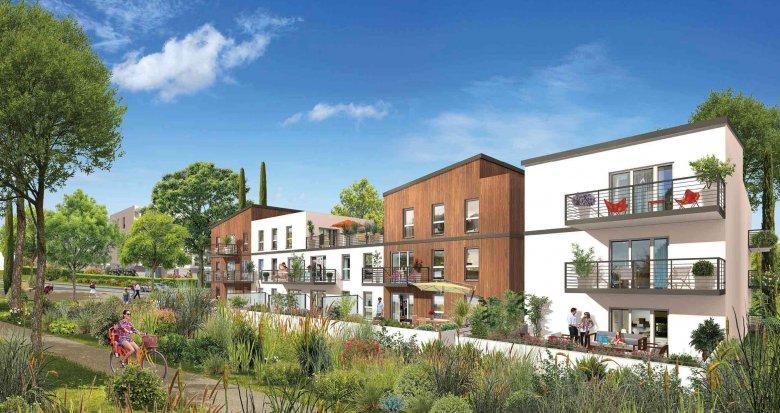 Achat / Vente appartement neuf Vitrolles quartier des Salins (13127) - Réf. 1947