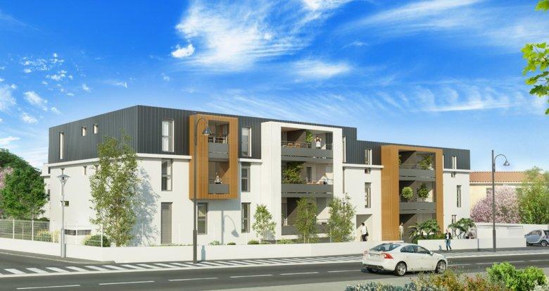 Achat / Vente appartement neuf Vitrolles Village Médiéval (13127) - Réf. 3003